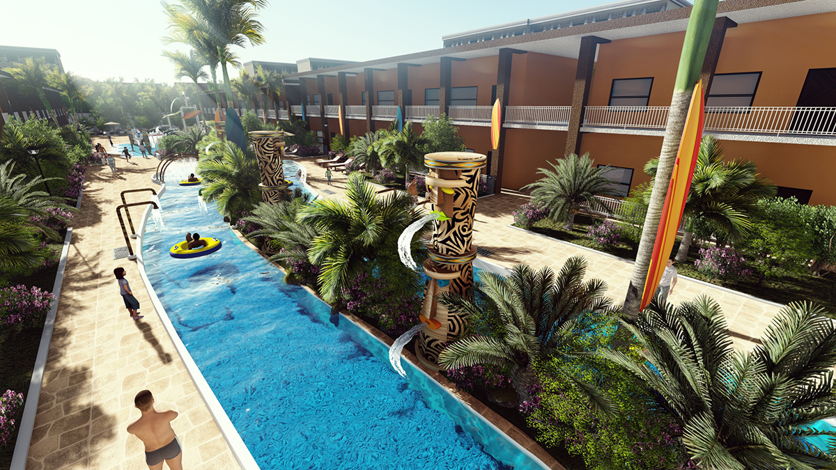 Worldwide Provider Of Vacation Services And An Operating Business Ilg Nasdaq Announced The Affiliation Westgate Cocoa Beach Resort